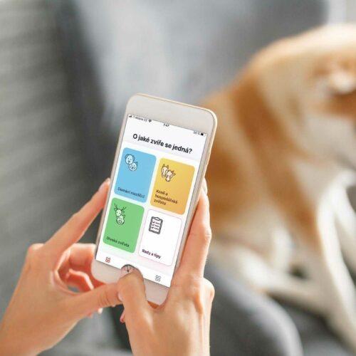 Zvíře+: Mobilní aplikace, která pomáhá chránit zdraví zvířecích společníků